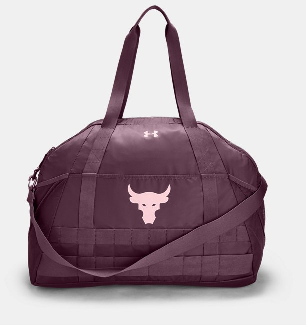 Womens Project Rock Gym Bag