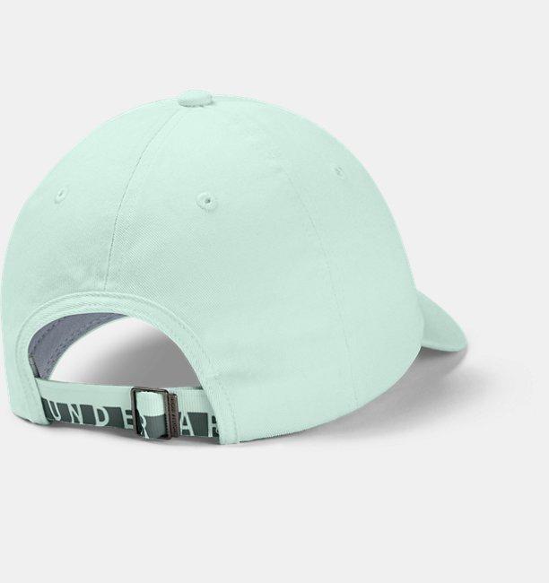 Gorra de Golf UA Cotton para Mujer