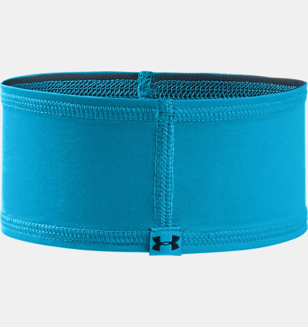 Womens UA Play Up Reversible Mesh Headband