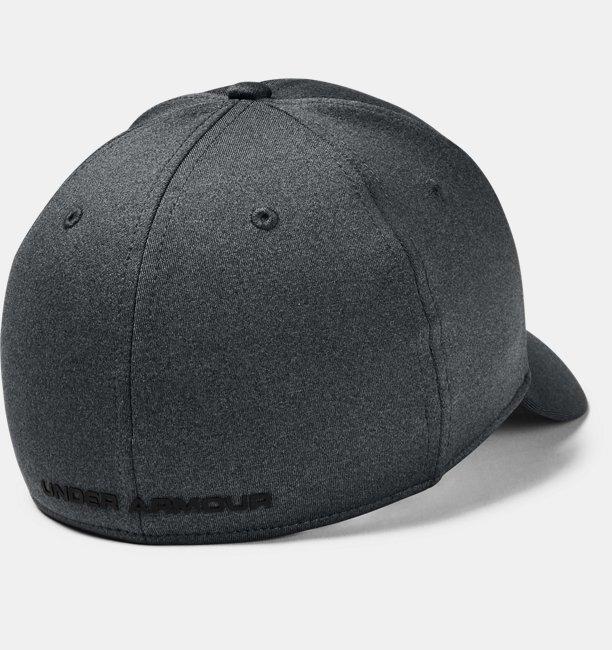 Mens UA Armour Twist Stretch Cap