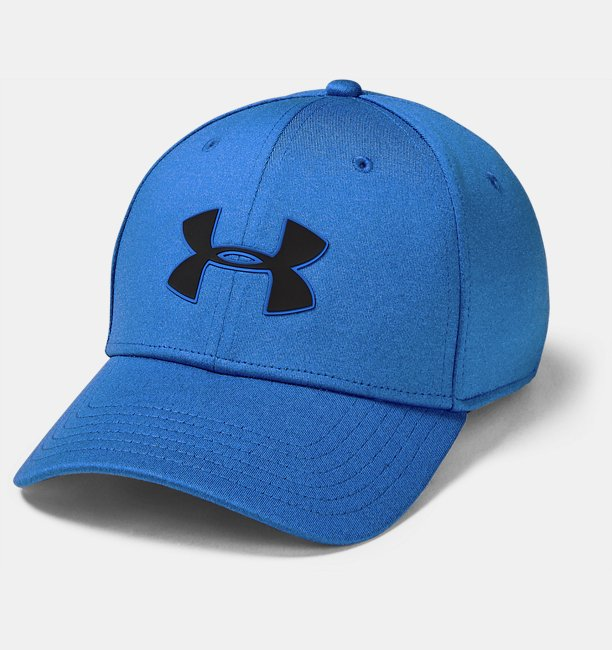 Mens UA Armour Twist Stretch Cap