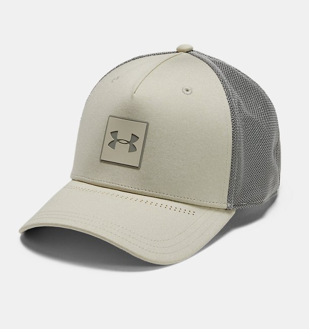 Mens UA Armour Twist Trucker Cap