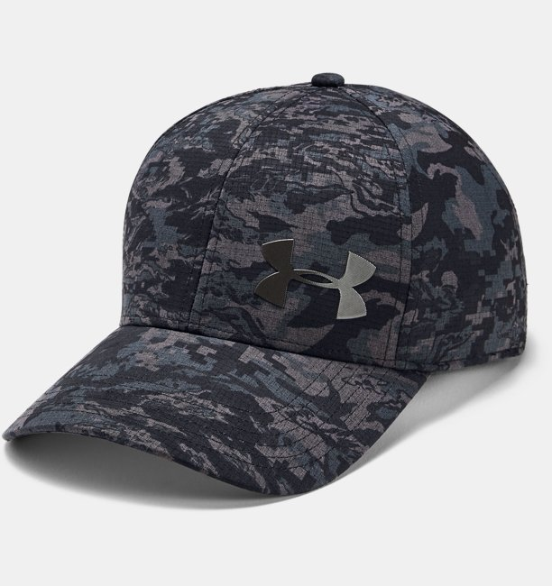 Mens UA Airvent Core Printed Cap