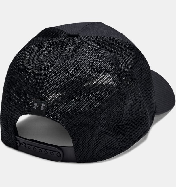 Mens Project Rock Trucker Cap