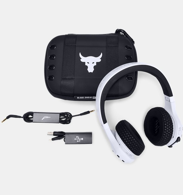 UA Sport Wireless Train — Project Rock Edition Headphones