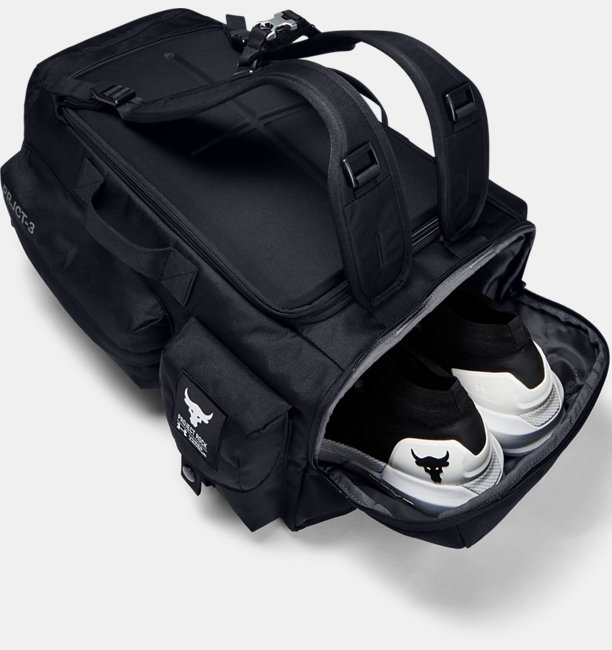 Project Rock Duffle Backpack