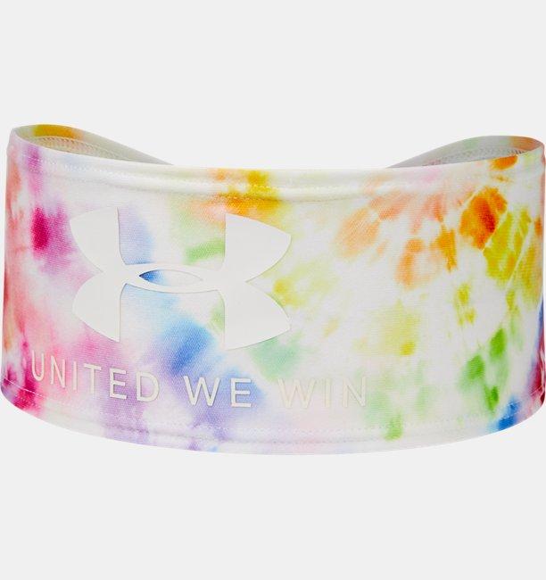 Unisex UA Pride Tie Headband