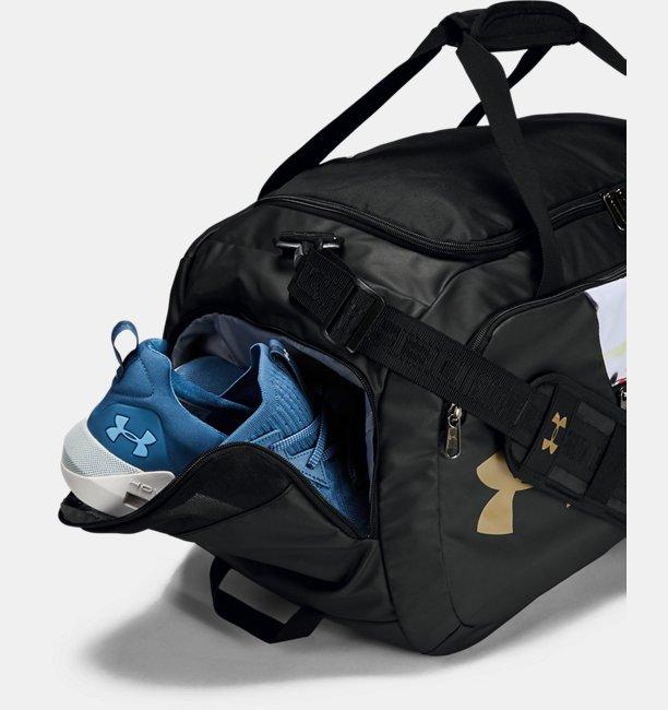 UA Undeniable 4.0 MD Upstream Camo Duffle Bag