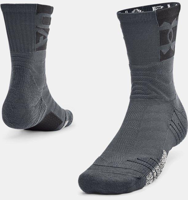 Adult UA Playmaker Crew Socks