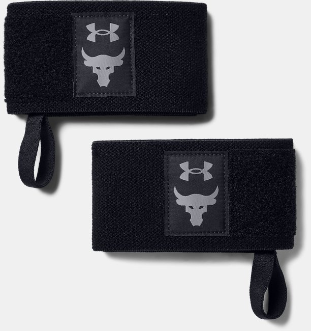 Unisex Project Rock Wrist Wraps