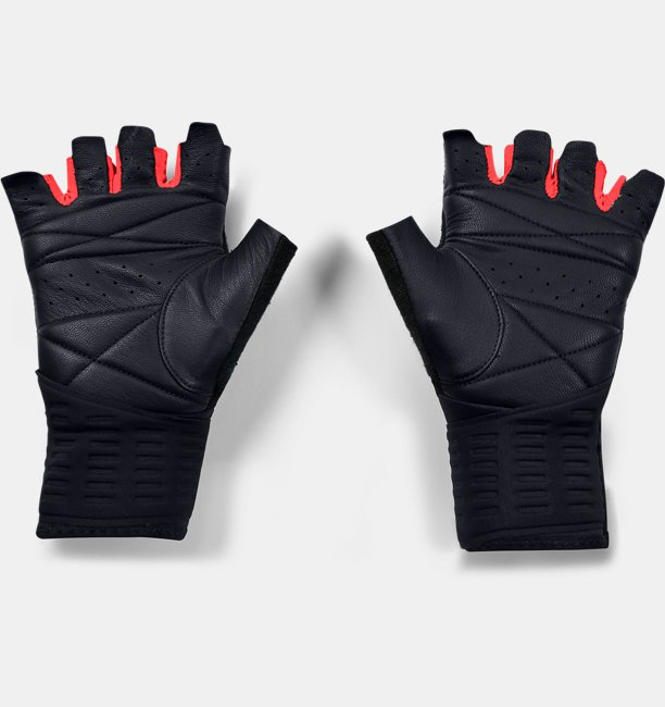 Mens UA Graphic Weightlifting Gloves