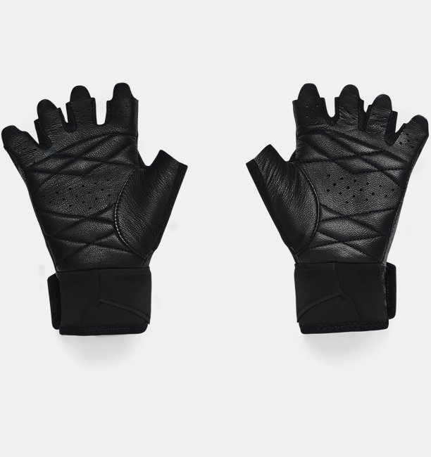 Womens UA Graphic Weightlifting Gloves