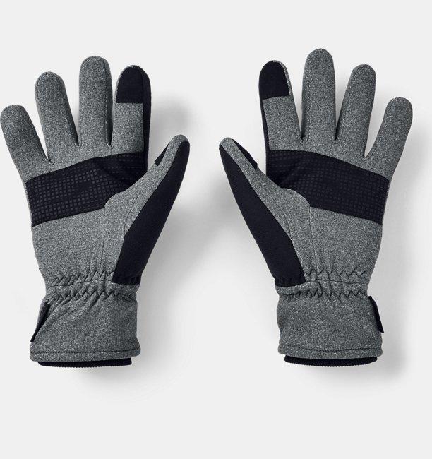 Mens UA Storm Gloves