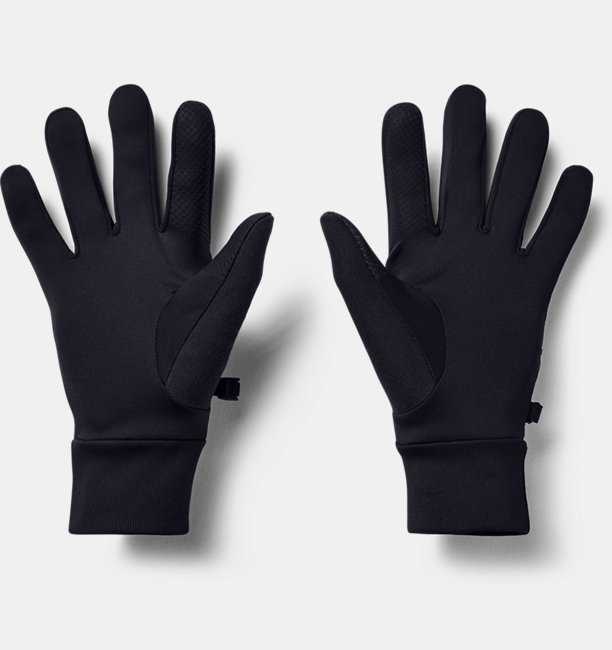 Mens UA Convertible Run Gloves