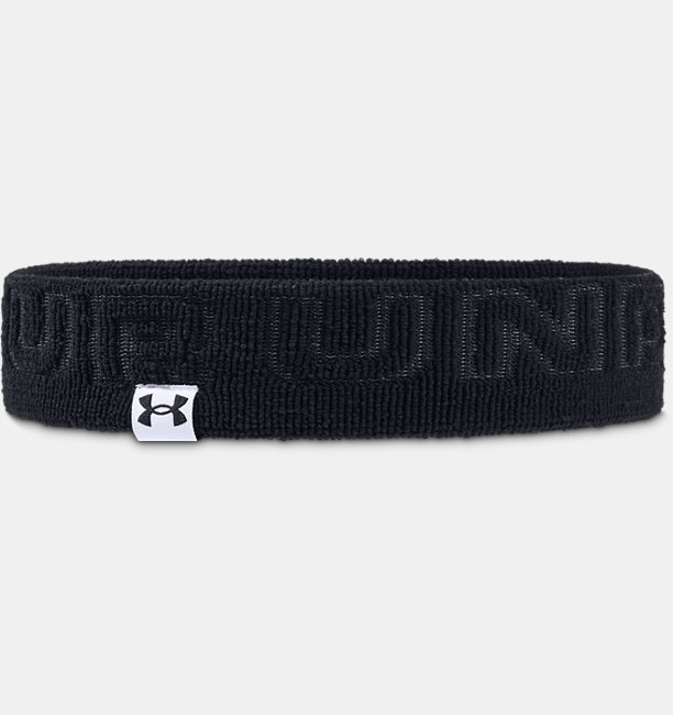 Unisex UA Wordmark Terry Headband