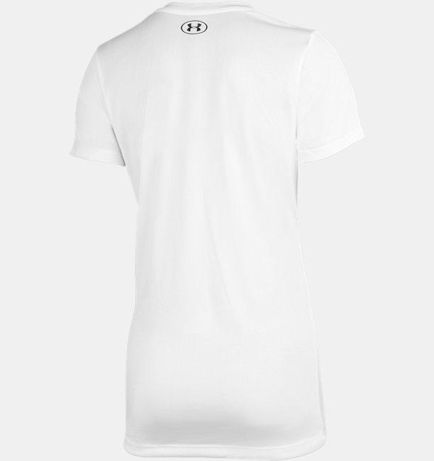 Camiseta de Treino Feminina Under Armour Tech V-Neck WM