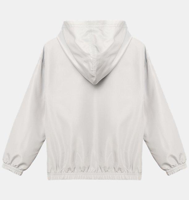 Girls Pre-School UA Woven Zip Hoodie