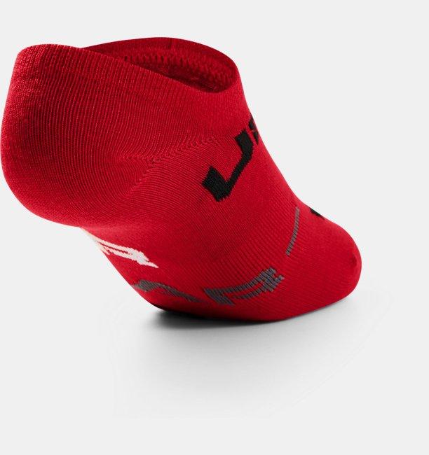 Boys UA Essentials No Show Socks