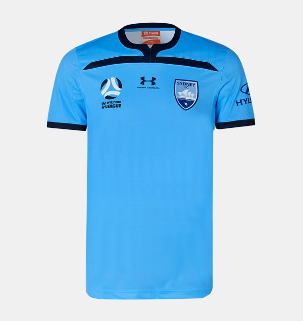 Mens Sydney FC Home 2019/20 Replica Jersey