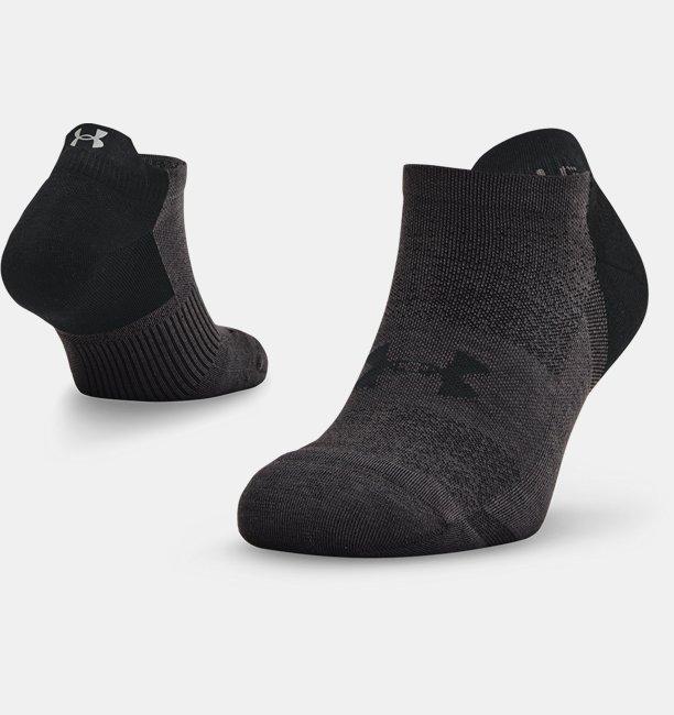 Unisex UA Armour Dry™ Run No Show Çorap