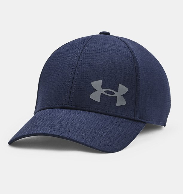 Mens UA Iso-Chill ArmourVent™ Stretch Hat