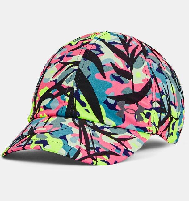 Womens UA Iso-Chill Launch Multi Hair Run Hat