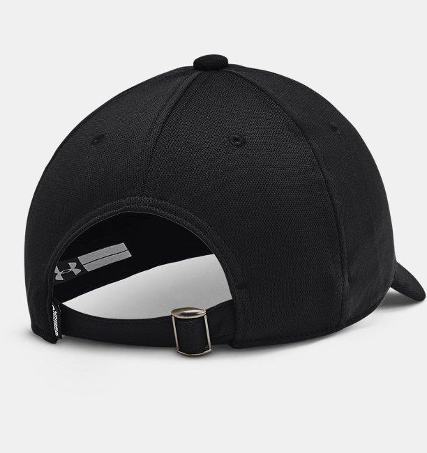 Jungen UA Blitzing Verstellbare Kappe