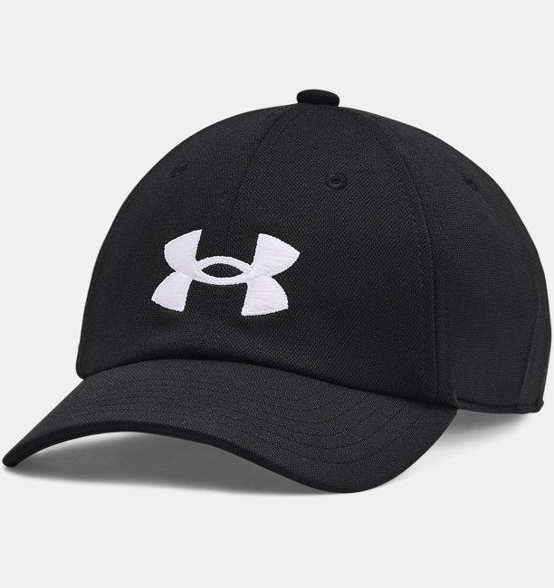 Erkek Çocuk UA Blitzing Adjustable Şapka
