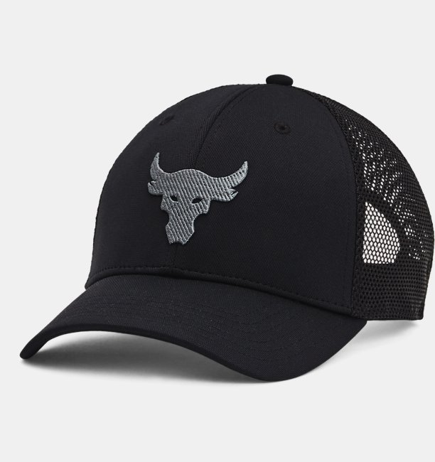 Mens Project Rock Trucker Hat