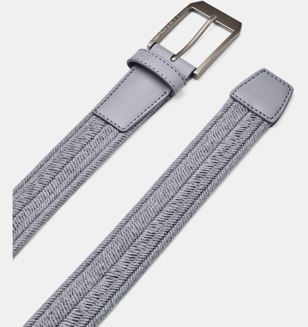 Mens UA Braided Golf Belt