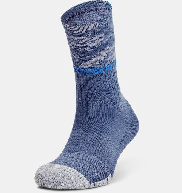 Unisex HeatGear® Crew Socks