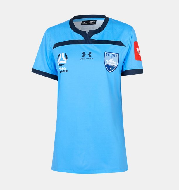 Womens Sydney FC WL Players Home 2019/20 Jersey