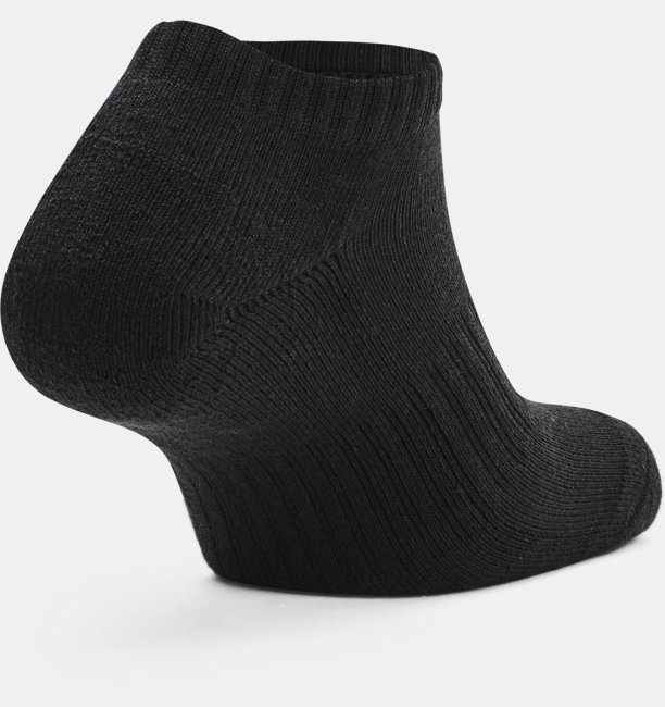 Unisex UA Core No Show 3-Pack Socks