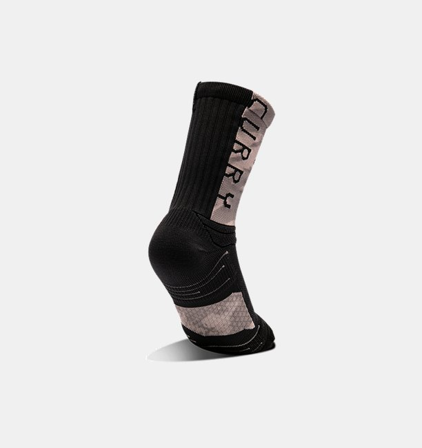 Mens UA Playmaker Curry Golf Socks