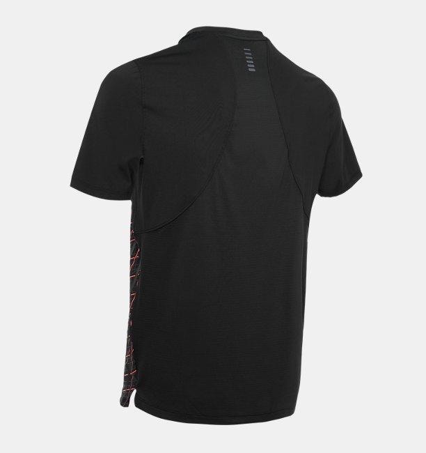 Mens UA Iso-Chill Run Short Sleeve