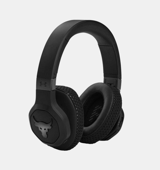 UA Project Rock Over-Ear Training Headphone