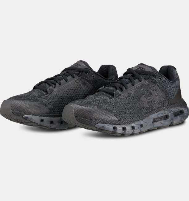 Mens UA HOVR™ Infinite Camo Running Shoes