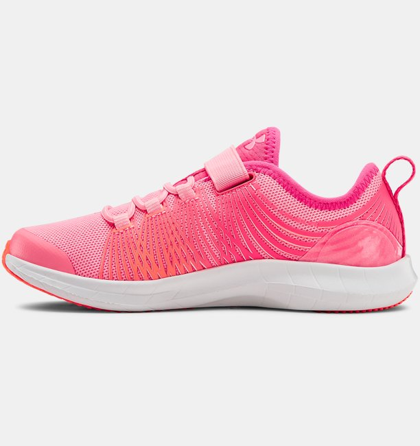 Girls Pre-School UA Infinity 2 AC Wide