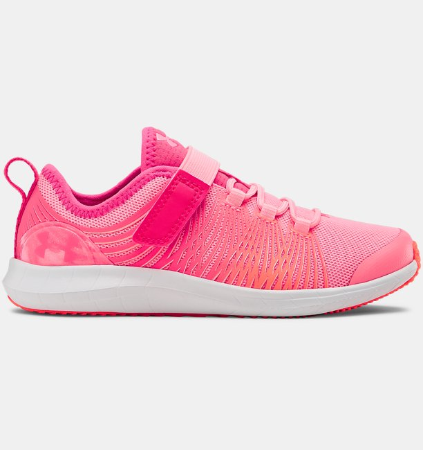 Girls' Pre-School UA Infinity 2 AC Wide