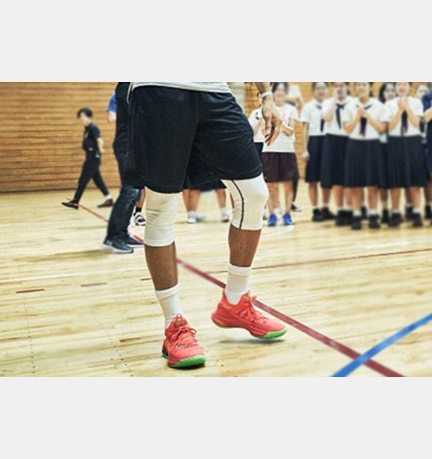 UAカリー 3/4レギングス(バスケットボール/ベースレイヤー/MEN)