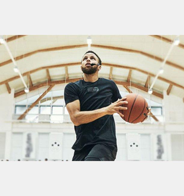 UA SC30 エボリューション ショートスリーブ Tシャツ(バスケットボール/MEN)