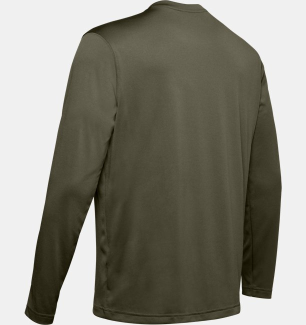 Heren T-shirt Tactical UA Tech™ met lange mouwen