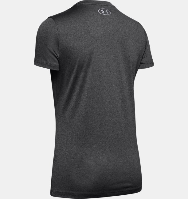 Dames T-shirt UA Tech™ met V-hals