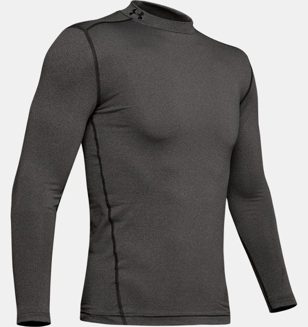 Mens UA ColdGear® Armour Compression Mock