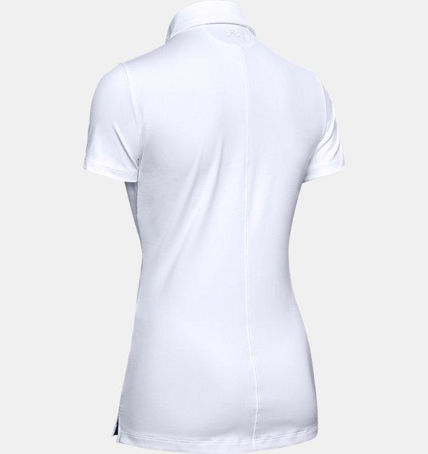 Womens UA Zinger Short Sleeve Polo