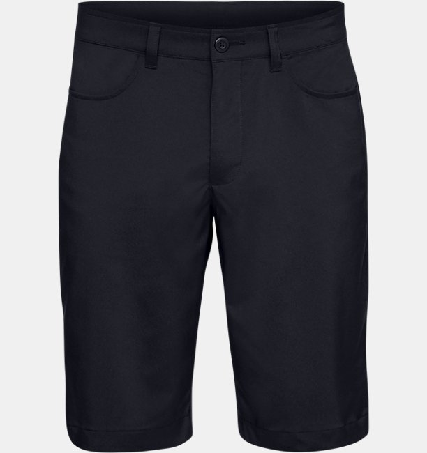 Mens UA Leaderboard Golf Shorts
