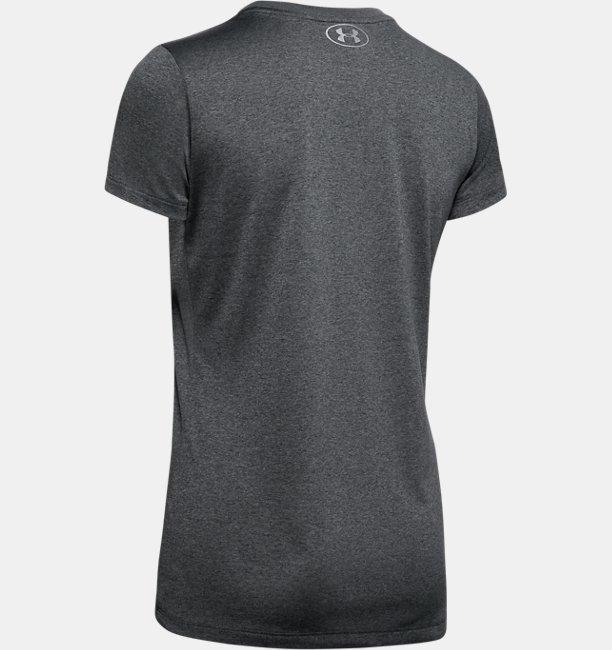 UAテック ショートスリーブ クルー ソリッド(トレーニング/Tシャツ/WOMEN)