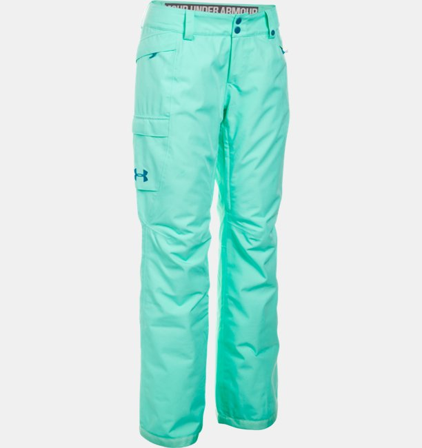 Womens UA ColdGear® Infrared Chutes Insulated Pants
