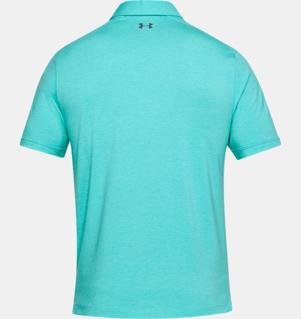 【アウトレット】UAチャージドコットンスクランブルロゴ(ゴルフ/ポロシャツ/MEN)