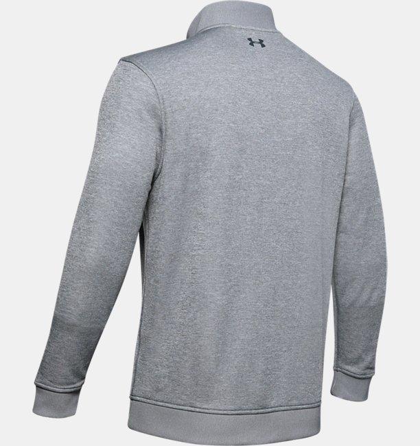 Maillot UA Storm SweaterFleece ¼ Zip pour homme